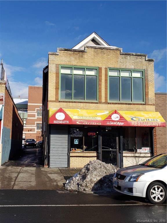 686-688 Park Street, Hartford, CT 06106 (MLS #170256523) :: Michael & Associates Premium Properties | MAPP TEAM