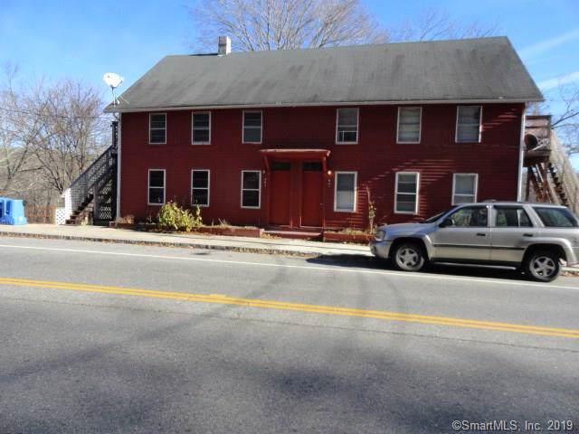 681-683 N Main Street, Norwich, CT 06360 (MLS #170257490) :: GEN Next Real Estate