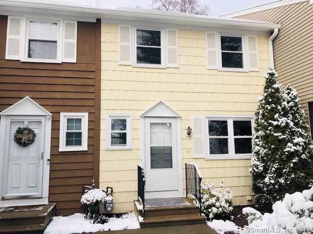 89 E Gate Lane #89, Hamden, CT 06514 (MLS #170257688) :: Spectrum Real Estate Consultants