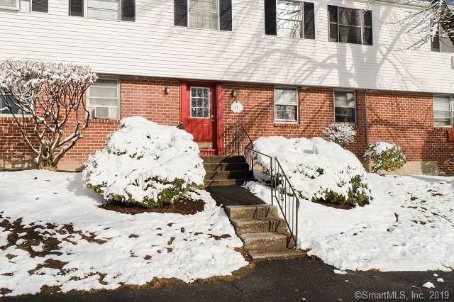 11 Fairview Drive #4, Danbury, CT 06810 (MLS #170257979) :: Kendall Group Real Estate | Keller Williams