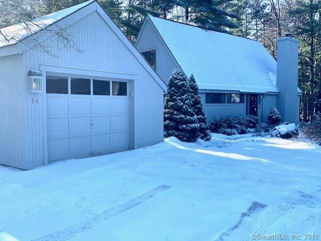 14 Finch Run #14, Avon, CT 06001 (MLS #170259193) :: The Higgins Group - The CT Home Finder