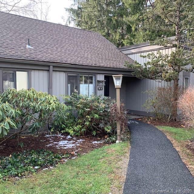 501 Heritage Village Unit# B, Southbury, CT 06488 (MLS #170260198) :: Michael & Associates Premium Properties   MAPP TEAM