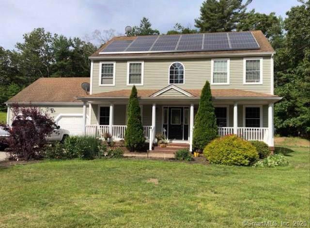 739 Hopeville Road, Griswold, CT 06351 (MLS #170261050) :: The Higgins Group - The CT Home Finder