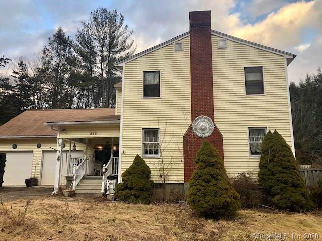 389 Mount Tobe Road, Plymouth, CT 06782 (MLS #170261670) :: Mark Boyland Real Estate Team