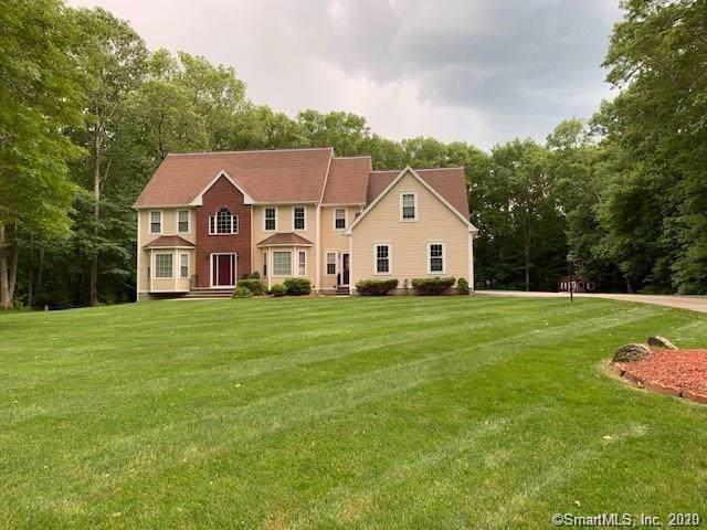 40 Stone Ridge Lane, Mansfield, CT 06250 (MLS #170261849) :: Mark Boyland Real Estate Team