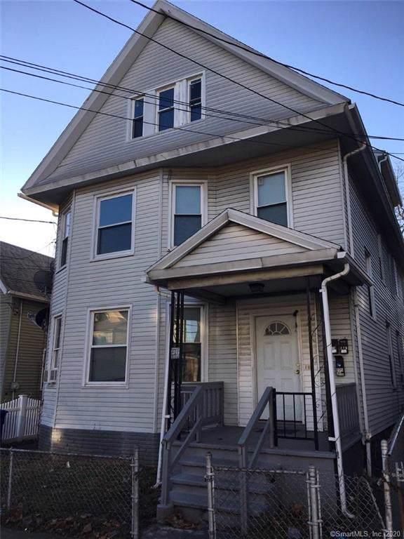 273 Brooks Street, Bridgeport, CT 06608 (MLS #170262145) :: The Higgins Group - The CT Home Finder