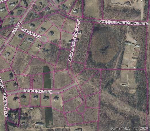 2 Abraham George Lane, East Windsor, CT 06016 (MLS #170262238) :: Michael & Associates Premium Properties | MAPP TEAM
