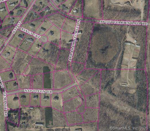 2 Abraham George Lane, East Windsor, CT 06016 (MLS #170262254) :: Michael & Associates Premium Properties | MAPP TEAM