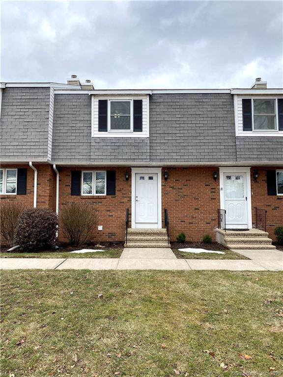 1165 Enfield Street #4, Enfield, CT 06082 (MLS #170262712) :: The Higgins Group - The CT Home Finder
