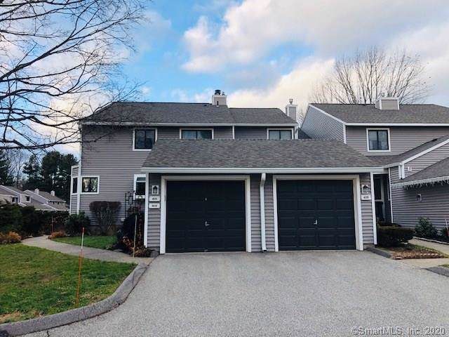 402 Mill Pond Drive #402, South Windsor, CT 06074 (MLS #170263335) :: Spectrum Real Estate Consultants
