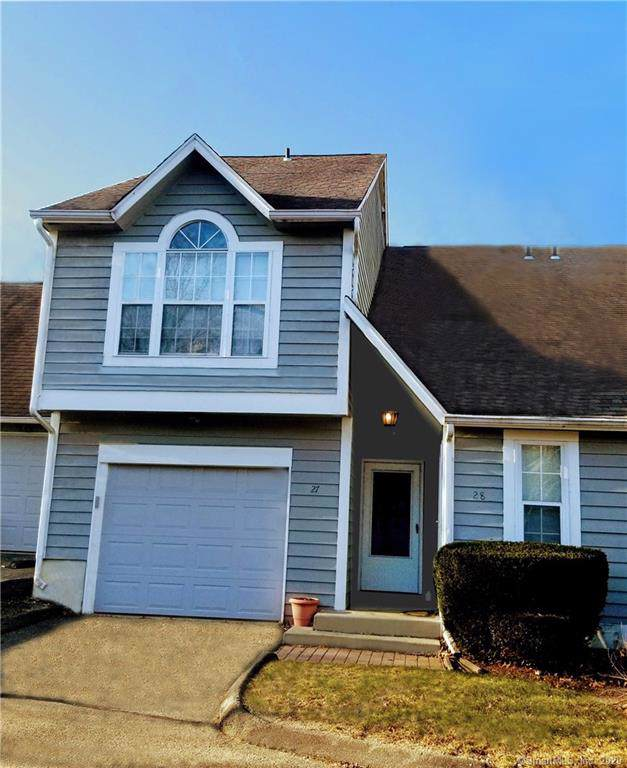 27 Hawley Glen #27, Stratford, CT 06614 (MLS #170263799) :: Michael & Associates Premium Properties | MAPP TEAM