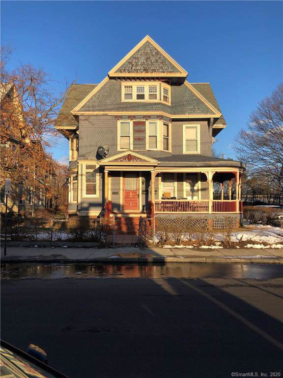 276 West Avenue, Bridgeport, CT 06604 (MLS #170264740) :: The Higgins Group - The CT Home Finder