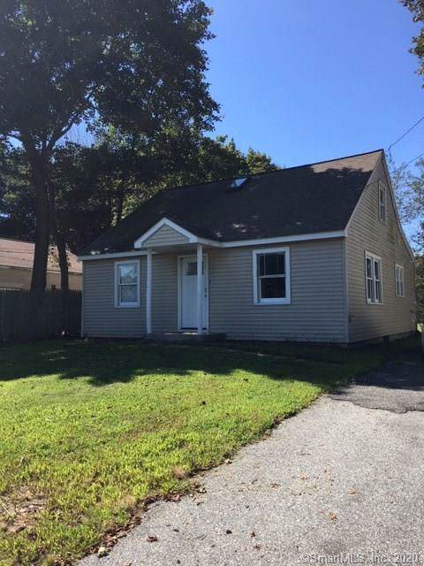 14 Woodlawn Avenue, Waterford, CT 06385 (MLS #170265578) :: Spectrum Real Estate Consultants