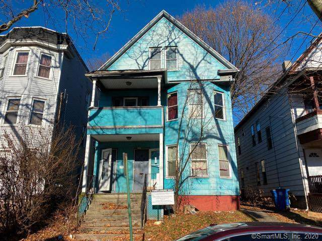 269-271 W Ivy Street, New Haven, CT 06511 (MLS #170266102) :: Kendall Group Real Estate | Keller Williams