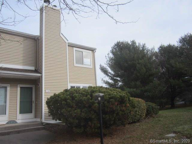 60 Old Town Road #132, Vernon, CT 06066 (MLS #170266401) :: Anytime Realty