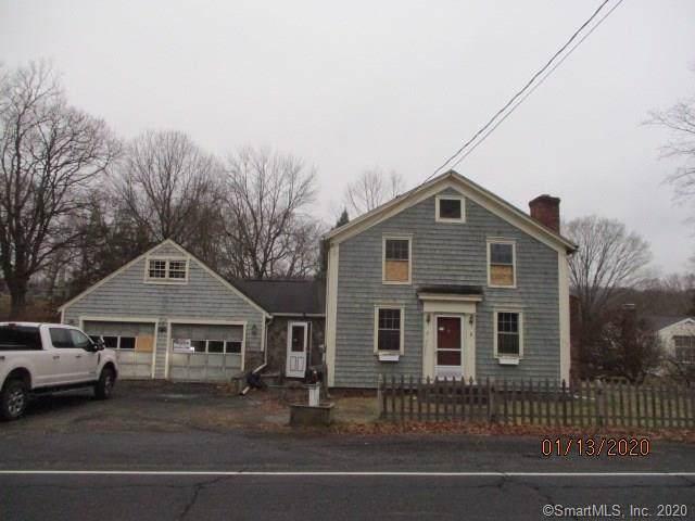 833 S Britain Road, Southbury, CT 06488 (MLS #170266426) :: Spectrum Real Estate Consultants