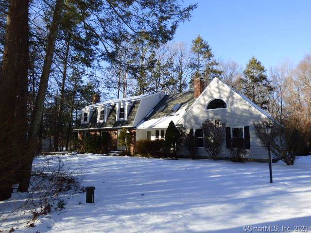 43 Hunting Hills Drive, Southington, CT 06489 (MLS #170266723) :: Spectrum Real Estate Consultants