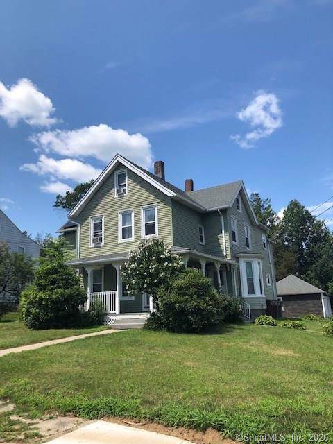 27 Lewis Street, Naugatuck, CT 06770 (MLS #170266854) :: Spectrum Real Estate Consultants