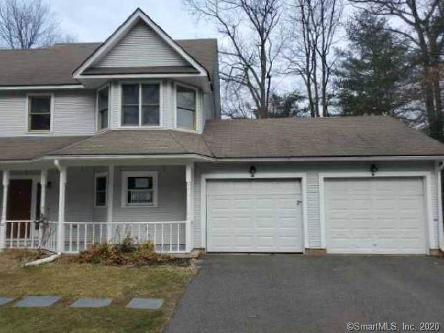 12 Arrowwood Circle #12, South Windsor, CT 06074 (MLS #170267671) :: Anytime Realty