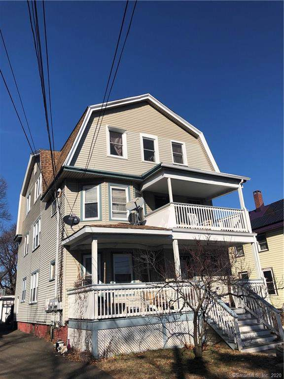253 Park Street, West Haven, CT 06516 (MLS #170267893) :: The Higgins Group - The CT Home Finder