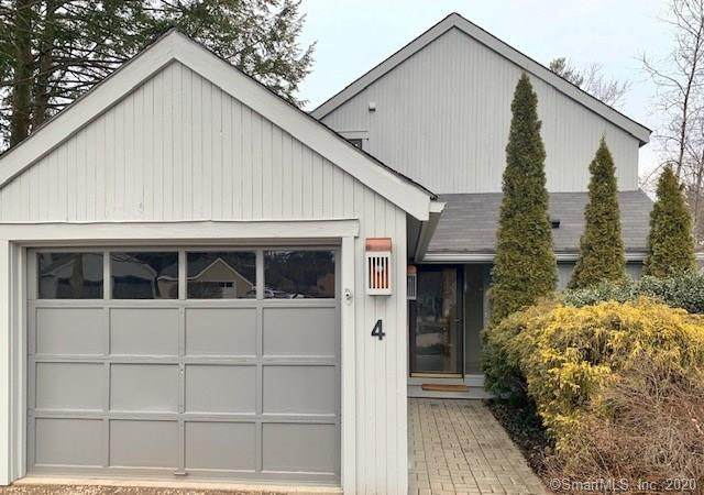4 Keystone Circle #4, Avon, CT 06001 (MLS #170269694) :: The Higgins Group - The CT Home Finder
