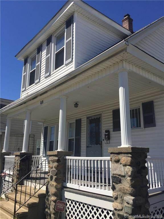 33 Ridgefield Avenue, Waterbury, CT 06705 (MLS #170269953) :: The Higgins Group - The CT Home Finder