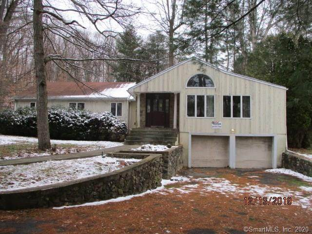 41 Fishing Trail, Stamford, CT 06903 (MLS #170271300) :: The Higgins Group - The CT Home Finder