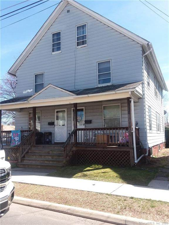 32-34 New King St, Enfield, CT 06082 (MLS #170272307) :: The Higgins Group - The CT Home Finder