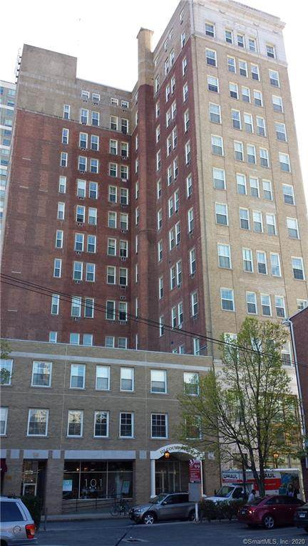 124 Court Street #802, New Haven, CT 06511 (MLS #170272656) :: The Higgins Group - The CT Home Finder