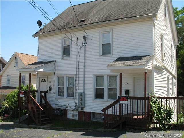 102 Wooster Street, Shelton, CT 06484 (MLS #170273141) :: Spectrum Real Estate Consultants