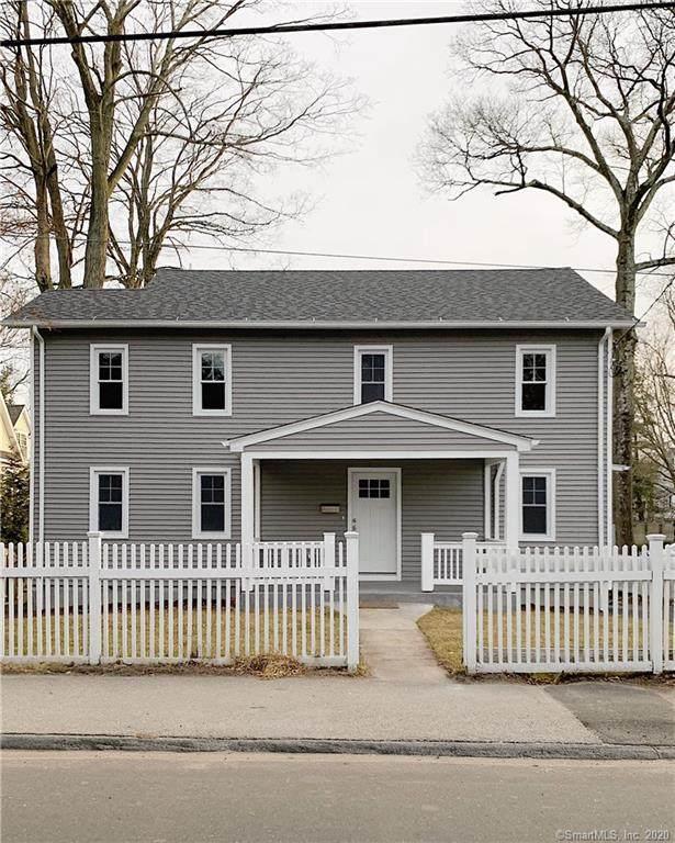 89 East Avenue, New Canaan, CT 06840 (MLS #170274294) :: GEN Next Real Estate
