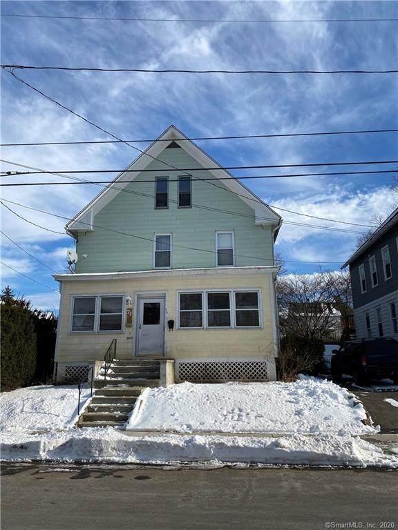 73 Newton Street, Meriden, CT 06450 (MLS #170276536) :: The Higgins Group - The CT Home Finder
