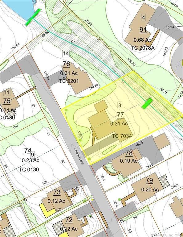 8-L Kirock Place, Westport, CT 06880 (MLS #170276992) :: Spectrum Real Estate Consultants