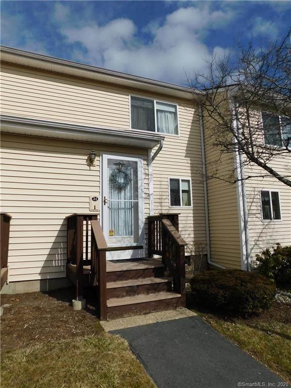 34 Stone Pond Road #34, Tolland, CT 06084 (MLS #170277201) :: GEN Next Real Estate