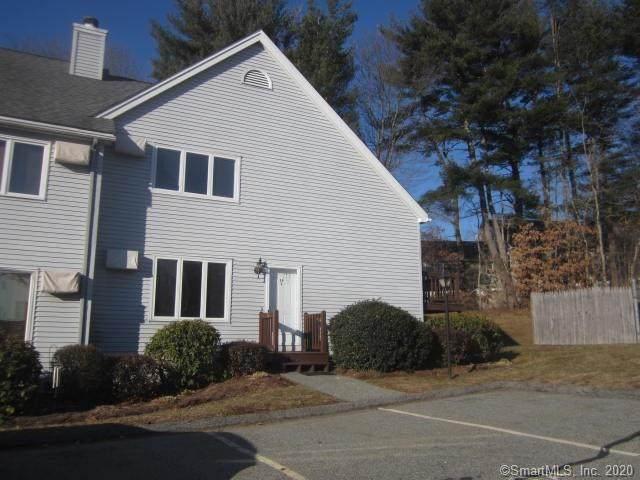 50 Eastbrook Heights A, Mansfield, CT 06250 (MLS #170282192) :: Michael & Associates Premium Properties | MAPP TEAM