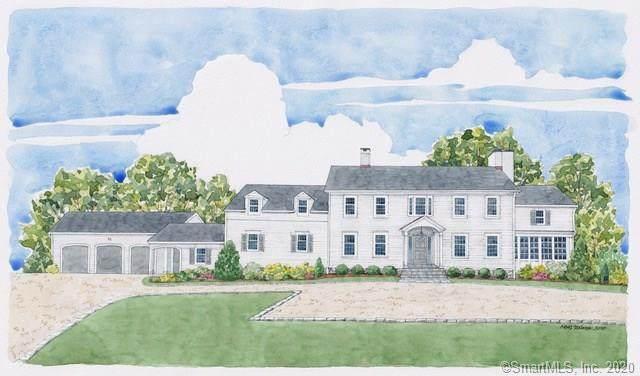 756 Ponus Ridge, New Canaan, CT 06840 (MLS #170282348) :: Spectrum Real Estate Consultants