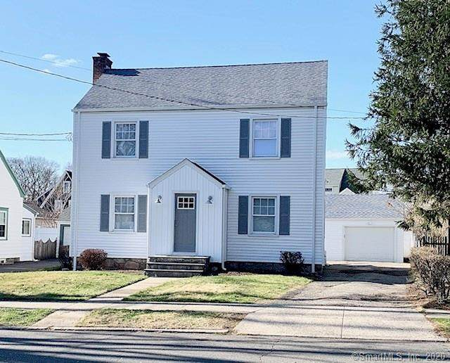 146 Dixon Street, Bridgeport, CT 06604 (MLS #170284187) :: The Higgins Group - The CT Home Finder