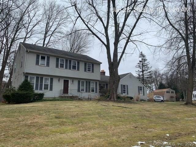 59 Farmstead Lane, Windsor, CT 06095 (MLS #170284470) :: Spectrum Real Estate Consultants