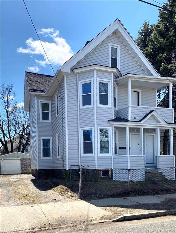 600 Shelton Street, Bridgeport, CT 06608 (MLS #170284477) :: The Higgins Group - The CT Home Finder