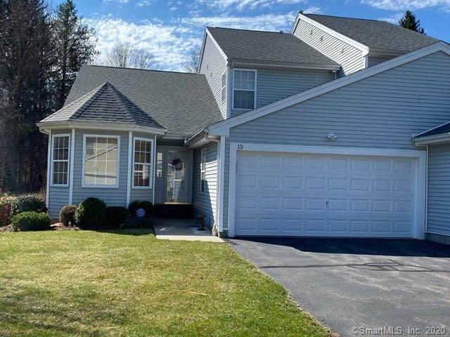 15 Deanarose Place #15, Cheshire, CT 06410 (MLS #170284864) :: Spectrum Real Estate Consultants