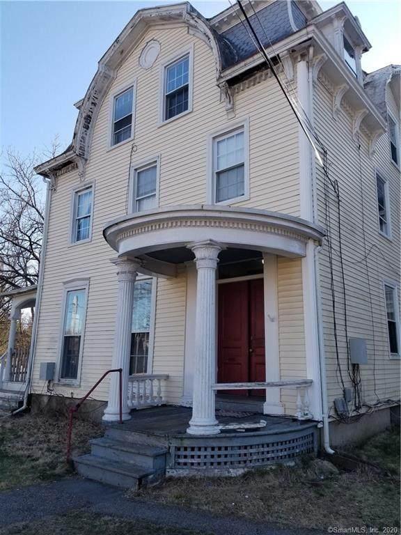 268 Washington Street, Norwich, CT 06360 (MLS #170284897) :: Spectrum Real Estate Consultants