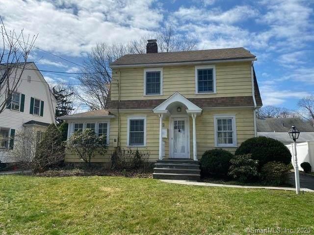 16 Suburban Avenue, Greenwich, CT 06807 (MLS #170285215) :: Spectrum Real Estate Consultants