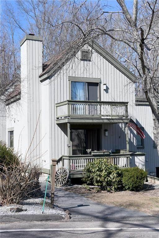 129 Heritage Village F, Southbury, CT 06488 (MLS #170285398) :: Kendall Group Real Estate   Keller Williams