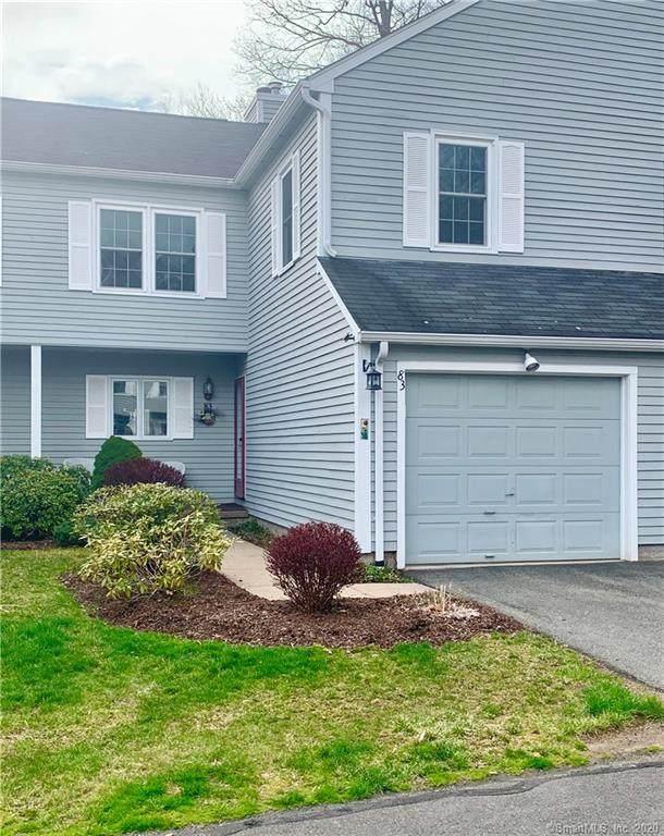 83 Quarry Village Road #83, Cheshire, CT 06410 (MLS #170286133) :: Spectrum Real Estate Consultants
