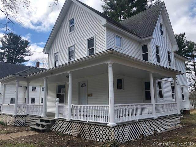 699 N Main Street, Killingly, CT 06239 (MLS #170286348) :: Spectrum Real Estate Consultants