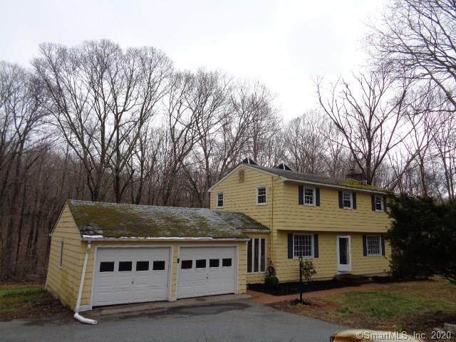 106 Chittenden Road, Killingworth, CT 06419 (MLS #170286380) :: Spectrum Real Estate Consultants