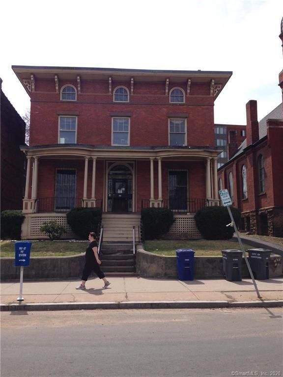 25 Charter Oak Avenue, Hartford, CT 06106 (MLS #170290651) :: Around Town Real Estate Team