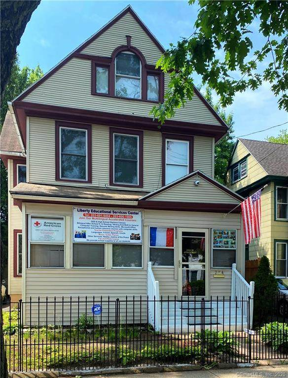254 Bassett Street, New Haven, CT 06511 (MLS #170292565) :: The Higgins Group - The CT Home Finder