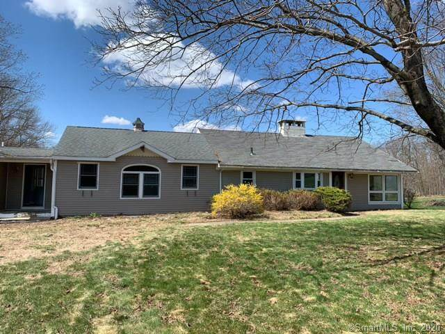 116 Pompeo Road, Thompson, CT 06255 (MLS #170293880) :: Anytime Realty
