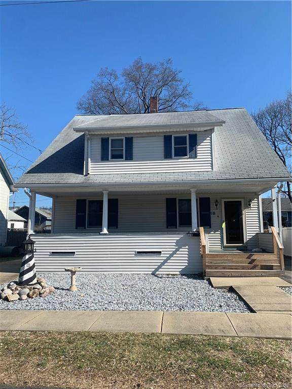 18 Cleveland Avenue, Milford, CT 06460 (MLS #170294876) :: Carbutti & Co Realtors